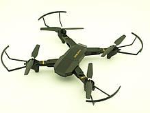 Квадрокоптер дрон S9 с камерой Wi-Fi и пультом управления, фото 2