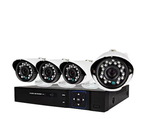 Набор камер видеонаблюдения Ahd
