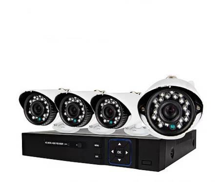Набор камер видеонаблюдения Ahd, фото 2