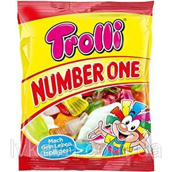 Желейные конфеты Trolli Number One   , 500 гр