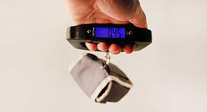 Цифровые электронные весы-кантер Безмен WH-A09, фото 2