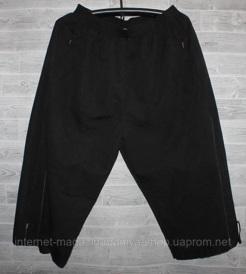 Бриджи мужские карманы M- 4XL (лето)