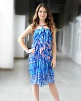 Парео - сарафан модное пляжное, фото 3