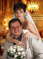 Свадебная фотография на холсте-хит сезона