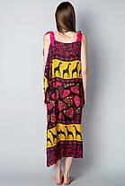 Парео - сарафан модное пляжное, фото 2
