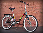 """Велосипед складной Winner Ibiza 24"""" черный, фото 2"""