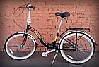 """Велосипед складной Winner Ibiza 24"""" черный, фото 4"""