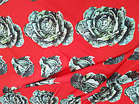 Шелк Капуста ткань для пошива одежды, фото 1
