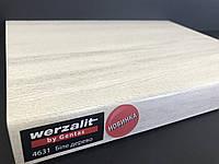 Подоконник Werzalit 4631 Біле дерево 600 мм