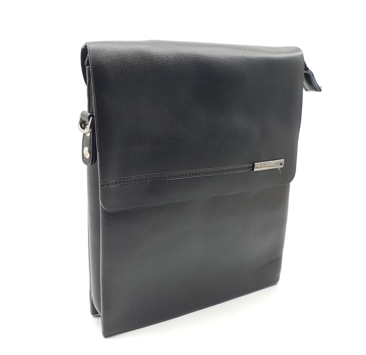 a895c759fcfe Мужская сумка POLO из качественной кожи PU(b356-3) - Tinder Интернет-
