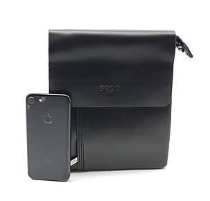 Мужская сумка POLO из качественной кожи PU(b372-2), фото 2