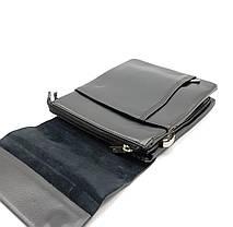 Мужская сумка POLO из качественной кожи PU(b372-2), фото 3