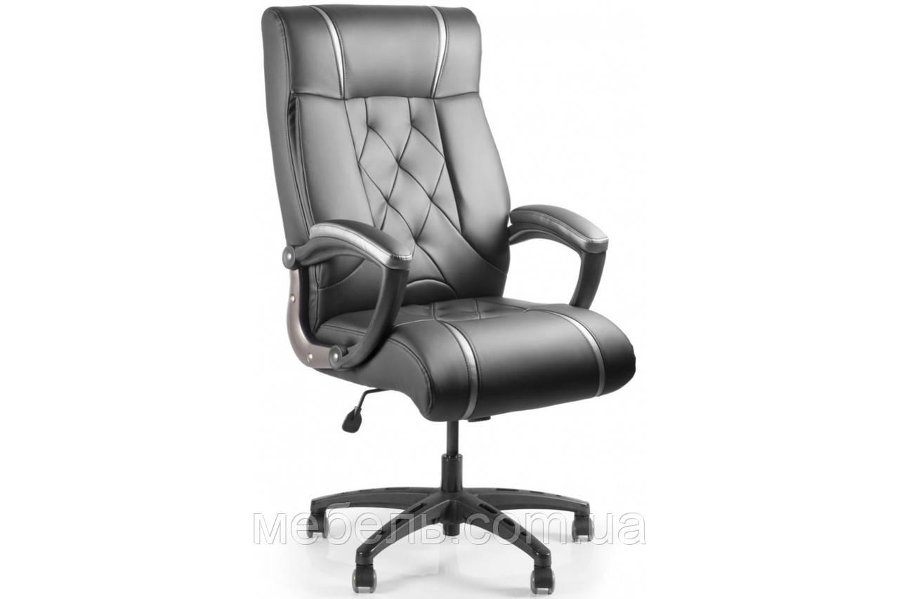 Компьютерное офисное кресло Barsky Design PU blaсk BD-02