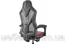 Геймерское компьютерное кресло Barsky Game Color GC-03. Кресло игровое, фото 3