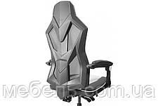 Геймерское компьютерное кресло Barsky Game Color GC-04. Кресло игровое, фото 3