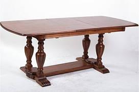 Обеденный стол Палермо деревянный раскладной
