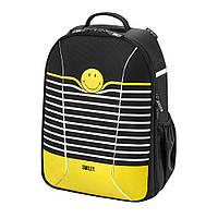 50015160 Рюкзак школьный Herlitz Be.Bag AIRGO Smileyworld Stripes, фото 1