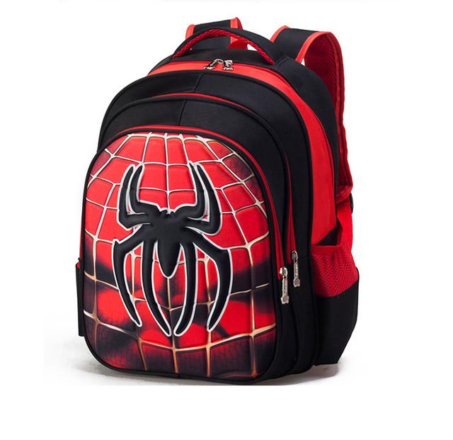 5b4bb5fc9189 Школьный рюкзак для мальчика 1-4 классов