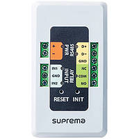 Защищенный дверной модуль безопасности Suprema Secure I/O 2 (SIO2)