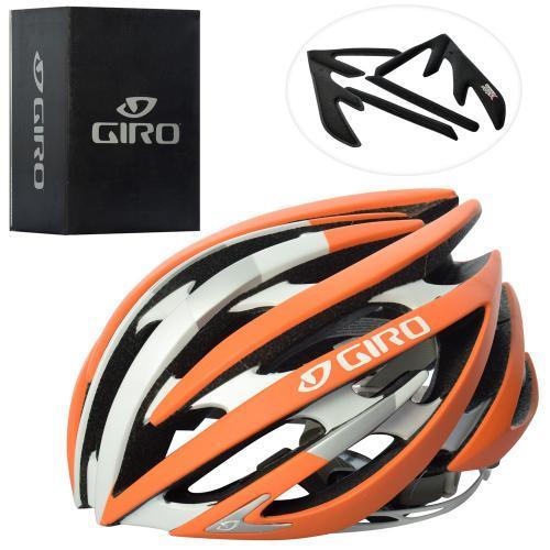 Шолом дорослий GIRO AS180071-13 помаранчевий