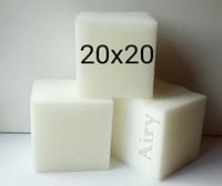 Поролоновые кубики 20x20
