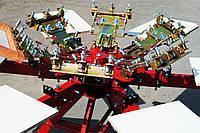 Ручной станок для шелкографии 6х6 с микроприводками. Станки проф. качества X-Stencil House