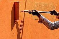 Покраска масляной краской , эмалевой