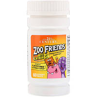 21st Century Zoo Friends Complete 60 tabs