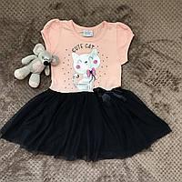 Сукня для дівчаток від2 до 7 років