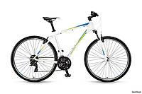 Велосипед Winora Senegal men, 2018, 51 см, белый