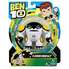 Бен 10 Фигурка Пушечное Ядро, перезагрузка, Ben 10 Basic Cannonbolt, оригинал из США