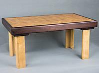 Кофейный/журнальный стол для гостиной с торцевой структурой