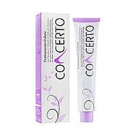 Крем-краска для волос Concerto Color Treatment 100 мл