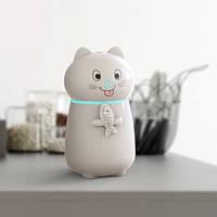 Зволожувач повітря Увлажнитель воздуха humidifier Cat White