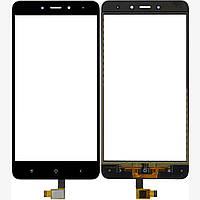 Сенсортачскрин для Xiaomi Redmi Note 4 Black