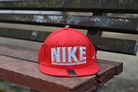 Кепка Nike - True Classic Red Logo White
