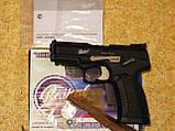 Газобалонне пневматичний пістолет мр655к baikal. Іжевський. Росія, фото 6