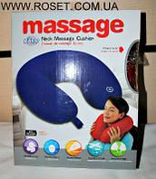 Подушка массажная Massage Pillow подголовник, фото 1
