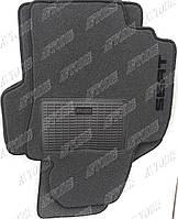 Ворсовые коврики Seat Altea 2004- CIAC GRAN