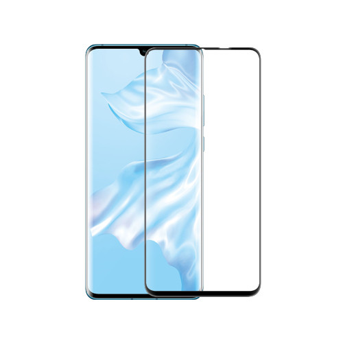 Nillkin Huawei P30 Pro Black 3D DS+MAX Series Black Защитное Стекло