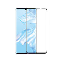 Nillkin Huawei P30 Pro Black 3D DS+MAX Series Black Защитное Стекло, фото 1