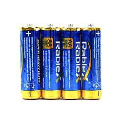 Батарейки RABLEX R06 / 1/5v солевая