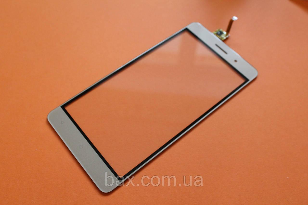Bravis A552 сенсорный экран оригин. золотой NB398-FPCV1-6336U