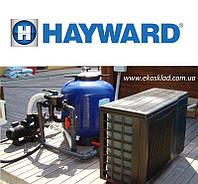 Тепловой насос для бассейна Hayward Classic PowerLine 4 (тепло/холод) Франция
