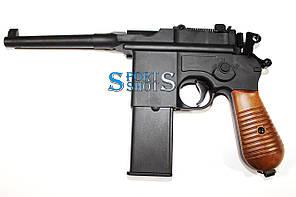 Пневматичний пістолет Umarex Mauser Legends C96