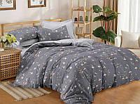 Комплект постельного белья двуспальный евро 200*220, сатин, TM Krispol (622.391)