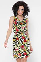Женское летнее платье без рукавов (Madison fup), фото 3