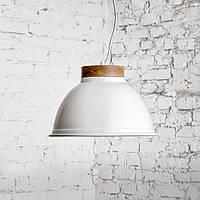 Современный подвесной светильник Люстра в стиле лофт loft белый дизайнерский