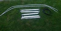 Комплект хром молдинг крыши, дверей Универсал Audi 100 A6 C4 91-97г, фото 1