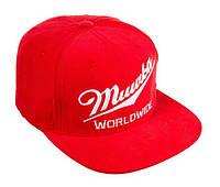 Кепка Mishka - Мишка - Classic Red Logo Worldwide
